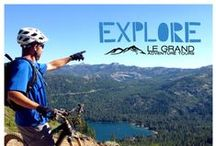 Epic Mountain Bike Trips / Le Grand Adventure Tours Offers Epic Mountain Bike Trips. / by Le Grand Adventure Tours