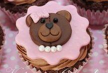 Cupcakes decorations