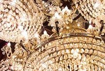 Lighting I Love / Chandeliers and Exquisite Lighting / by India Inc.