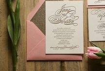 || wedding : stationery / Inspiration for beautiful wedding invitations and stationery