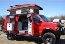 Prepper Bugout Vehicles / Prepper Bugout Vehicles: cars, trucks, jeeps, etc.