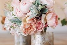 Florals / A collection of our favorite wedding florals from all seasons, trends, and colors.  / by Love & Lace Bridal