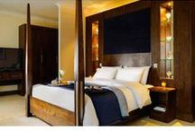 Beautiful Hotel Rooms / Let's face it - the best part of a hotel break is the fancy room with the bed made for you! Check out some of our dream rooms from Maxol Breaks! http://www.maxolbreaks.com/