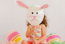 Wacky Easter Egg Hunts / Organise an Easter Egg Hunt your kids will love with these fun ideas!