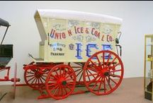 Carriage Museum / The Grand Oaks Carriage Museum is home to one of the world's largest private collections  of carriages and equine artifacts.