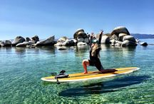SUP Yoga / by Le Grand Adventure Tours