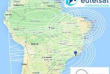 INTERNET VIA SATÉLITE BANDA KA / Internet Via Satélite Onde Estiver !!! Cobertura em todo o Brasil !!! contatos : (16) 3761-7566 / 3761-5566 / 3761-2856 Planos a partir de R$199,00 WIFI   IPBX  IP FIXO  VPN