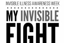 Invisible Illness Week 28th sep-oct 4 /2015 /  I have created this for supporters and patients of Inv Illness Awareness Week. I am inviting the community to pin for awareness and to invite others  too.