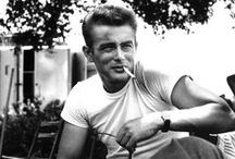 James Dean / he had that james dean day dream look in his eyes...