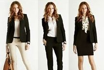 Work attire / Women's business outfits
