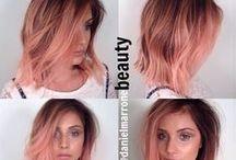 Cheveux coloration