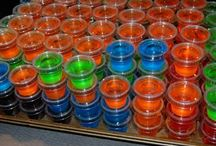 Jello / pudding shots