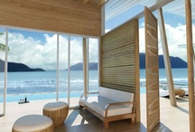 Six Senses Con Dao, Vietnam / Six Senses Spa is set against the dramatic backdrop of the Lo Voi Mountains and surrounded by tropical gardens - the perfect setting for a relaxing treatment.