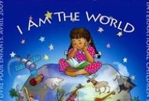 Carteles del Día del libro infantil y juvenil, 2 de abril / Carteles de diversas entidades sobre animación a la lectura con motivo del la celebración del Día de libro infantil y juvenil