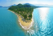 Six Senses Samui, Thailand / Wherever you decide to experience one of our spa treatments, you will have a spectacular view across a rock-fringed bay to the Gulf of Thailand.