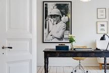 Decor - Home Office / . / by Bette Blues
