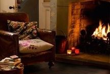 Cosy cottage / My country cottage continued..... Come on in and make yourself at home xxxx / by Simply Country