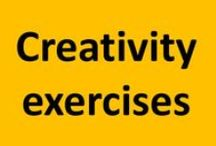 Creativity methods / by Frank Calberg