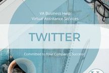 Twitter for Business / Here you'll find tools and tips that will help you with your Twitter social media marketing. Happy Tweeting! @vabusinesshelp
