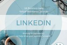 LinkedIn for Business / LinkedIn is a powerful social network for growing your business. Here you'll find tools and tips that will help you with your LinkedIn social media marketing