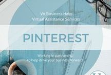 Pinterest for Business / Here you'll find all tools and tips that will help you with your Pinterest social media marketing. Happy Pinning! https://www.pinterest.com/vabusinesshelp