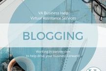Blogging for Business / If you run a small business, you should be blogging; however, this task may come easy to some, but not to others.  This board is to help those looking for helpful tips and ideas for improving their blogging.