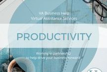 Productivity Tips & Techie Tools / Here's a collection of on-line business software to help run your business more smoothly and efficiently. And some tools just for FUN!