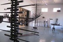 Steelwork / Artistic metal, iron and steelwork