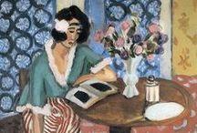 Las mujeres que leen... / Mujeres lectoras en el arte
