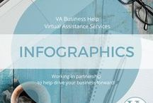 Infographics - Cool, Interesting & Funny! / All kinds of infographics to help you visually and easily learn various tools to help run your business more effectively.