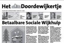3e editie Het DoorDeWijkertje / Losse artikelen uit de 3e editie van Het DoorDeWijkertje