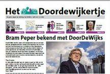 5e editie Het Doordewijkertje / Losse artikelen van de 5e editie Het Doordewijkertje