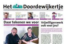 6e editie Het Doordewijkertje / losse artikelen uit 6e editie van het doordewijkertje