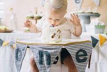 Little Boy and Girl Birthday Ideas