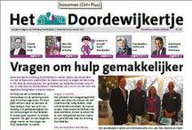 12e editie Het Doordewijkertje / losse artikelen 12e editie Het Doordewijkertje