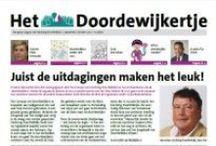 7e editie Het Doordewijkertje / losse artikelen uit 7e editie Het Doordewijkertje