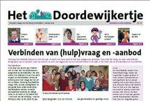 10e editie 'Het Doordewijkertje' / losse artikelen 10e editie 'Het Doordewijkertje'