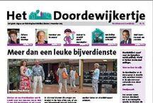 11e editie 'Het Doordewijkertje' / losse artikelen 11e editie 'Het Doordewijkertje'
