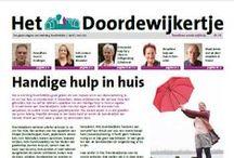 14e editie Het Doordewijkertje / alle losse artikelen uit de 14e editie van Het Doordewijkertje