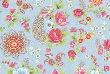 Wallpaper Whimsy / Order any of these patterns from your local Paint Shop store.