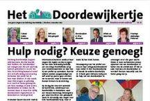 16e editie Het Doordewijkertje / Losse artikelen uit de 16 editie van Het Doordewijkertje