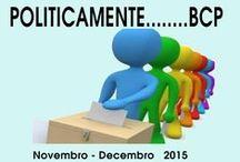 Politicamente...BCP / Política - libros e películas na colección da Biblioteca Universitaria de Vigo