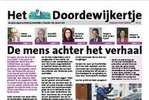 17e editie Het Doordewijkertje / losse artikelen uit de 17e Het Doordewijkertje