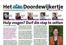 18e editie Het Doordewijkertje / losse artikelen uit de 18e editie Doordewijkertje