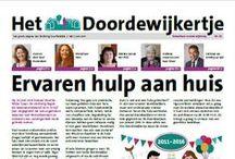 19e editie Het Doordewijkertje / Losse artikelen uit de 19e editie van Het Doordewijkertje