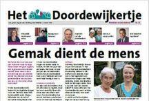 20e editie Het Doordewijkertje / losse artikelen uit de 20e editie van Het Doordewijkertje