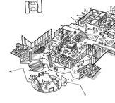 ARCHITECTURAL SKETCHES / EXAMPLES OF DESIGN/ ARCHITECTURAL SKETCHES BY OTHERS & ME