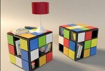 Kreatív bútorok / Creative furniture