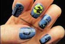 Nails ~ Halloween ~ Fall / by Rebecca Mynter