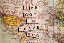 Happiness is a way of travel / Places I would like to visit